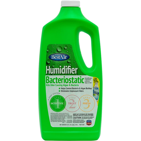 Bestair Humidifier Bacteriostatic Treatment 3bt Iallergy