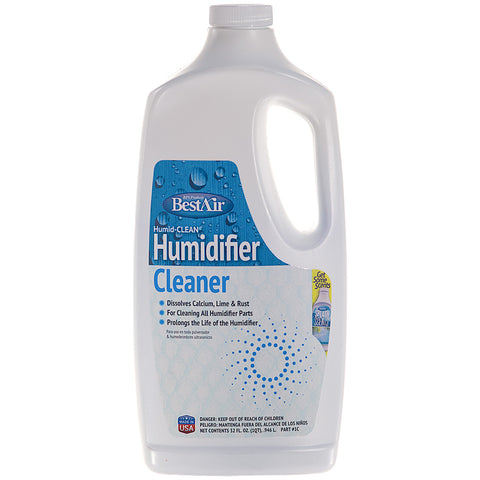 HUMIDICLEAN Humidifier Cleaner & Descaler - 32 oz