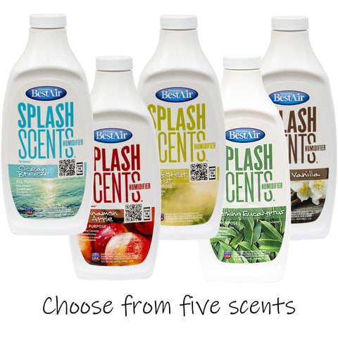 Splash Scents Humidifier Fragrance - 16 oz