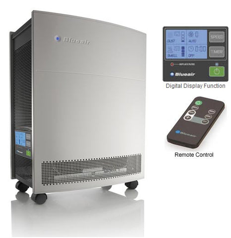 Blueair Classic 650E Digital Air Purifier