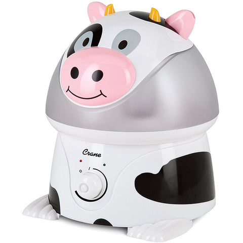Crane Adorable Cow Humidifier EE-4140