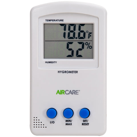 Essick Air Digital Humidity/Temperature Monitor 1990