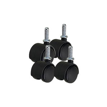 Bemis/Essick Air Casters for 400, 600 Series 4pk 1B5460100