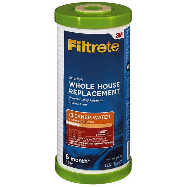 3M Filtrete 4WH-HDGR-F01 Grooved Replacement Filter