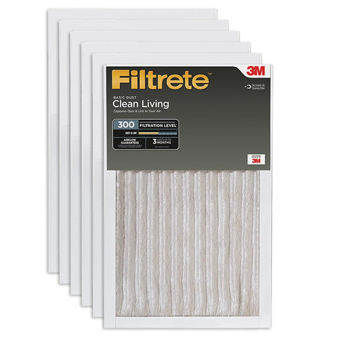 3M Filtrete 300 Basic Dust Filter