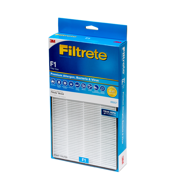3M Filtrete F1 True HEPA Replacement Filter