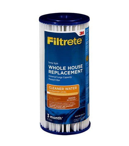 3M Filtrete 3WH-HDPL-F01 Pleated Replacement Filter