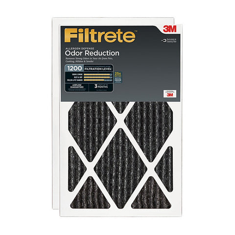 3M Filtrete 1200 Allergen Defense Odor Reduction Filter