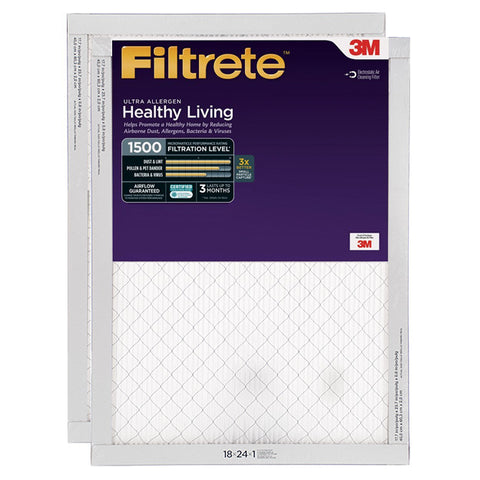 3M Filtrete 1500 Ultra Allergen Filter