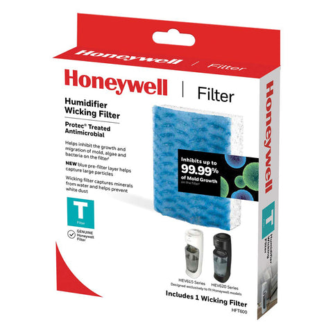 Genuine Honeywell HFT600 Humidifier Wick Filter (Filter T)