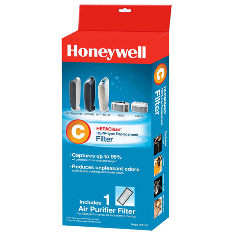 Genuine Honeywell HEPAClean Replacement Filter C