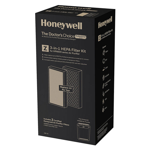 Genuine Honeywell HRF-Z2 Replacement Filter Kit (Filter Z)