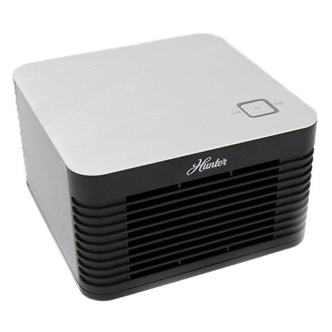 Hunter 20310B Cube Tabletop Air Purifier