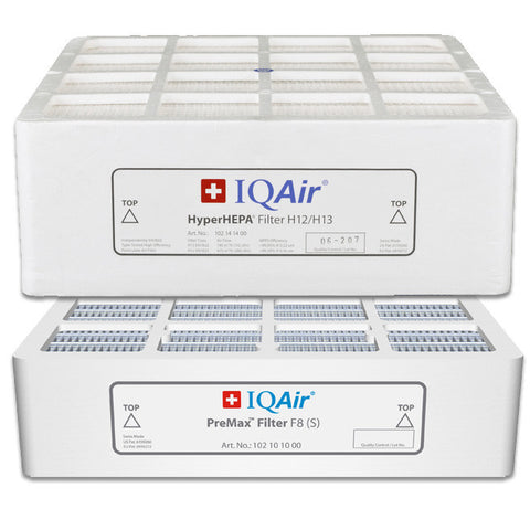 IQAir HealthPro Compact Complete Filter Replacement Kit