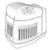 Kenmore 758.144105 Humidifier Filter & Parts