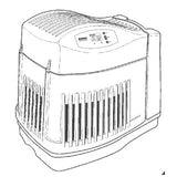 Kenmore 758.144118 Humidifier Filter & Parts