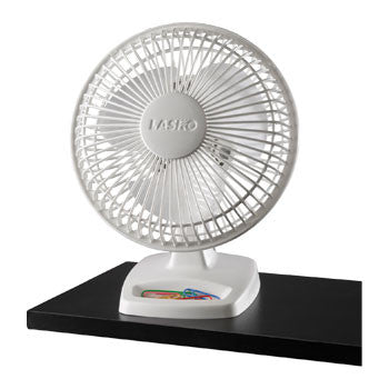 "Lasko 6"" Personal Table Fan 2002W"