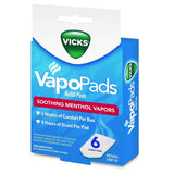 Vicks VSP-19 Menthol Scent Pad Replacements 6pk