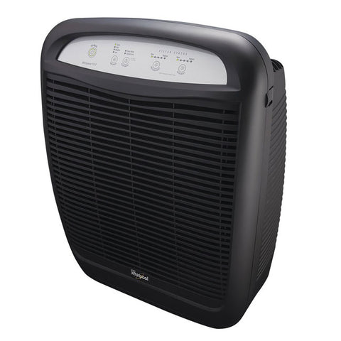 Whirlpool AP51030KB Whispure 510 Air Purifier - Black