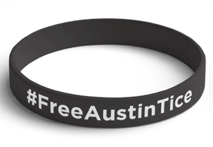 #FreeAustinTice Bracelet. Limited time only.