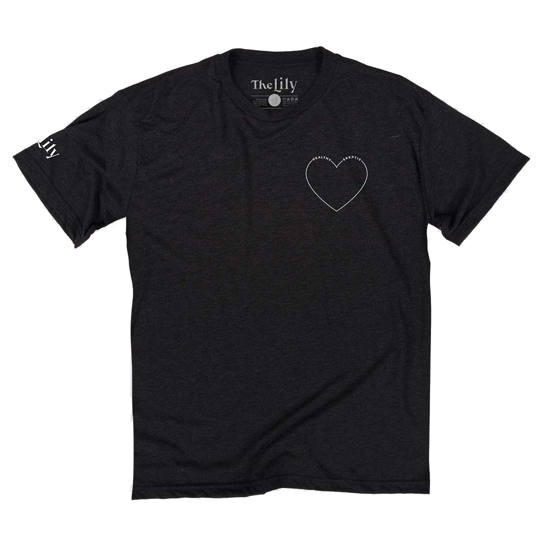 The Lily Healthy Skeptic T-shirt