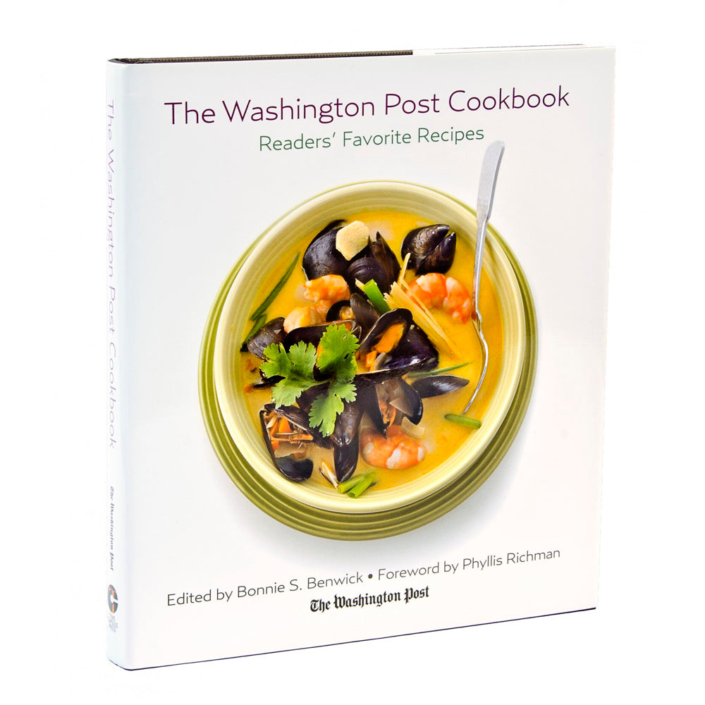 The Washington Post Cookbook