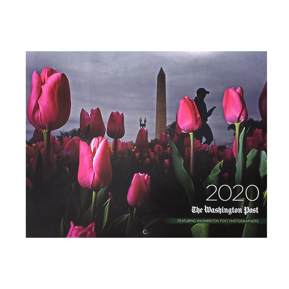Washington Post 2020 wall calendar