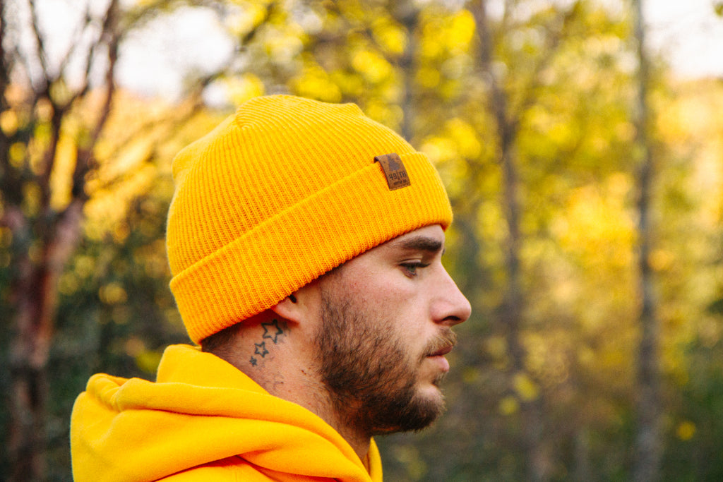 2019 fall collection yellow mills beanie