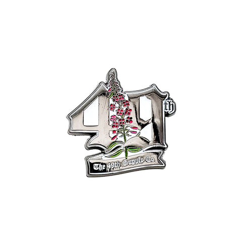 49th Fireweed Pin
