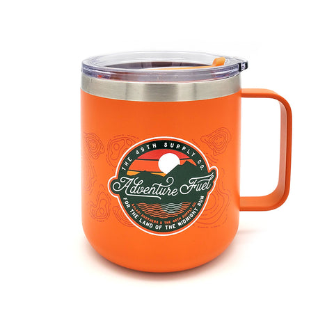 49TH x KBC 12 Oz. Adventure Fuel Camp Cup