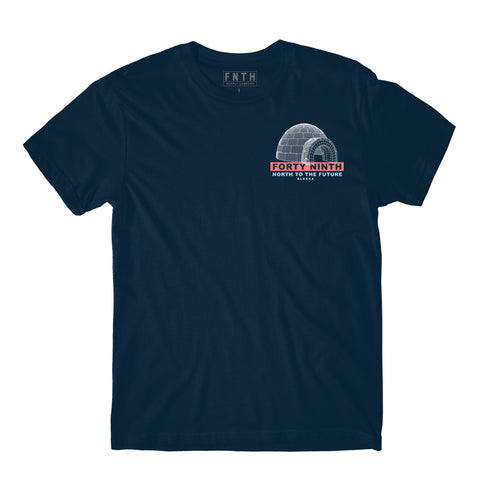 Cold Future Navy T-Shirt