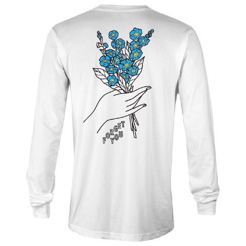Forget You Long Sleeve Tee