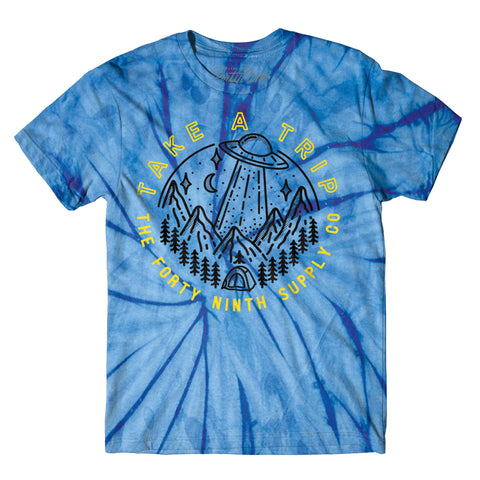 Take A Trip Tie Dye T-Shirt