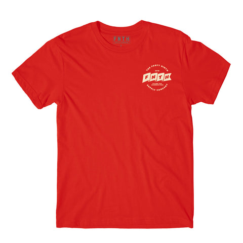 Flying The Flag Red T-Shirt