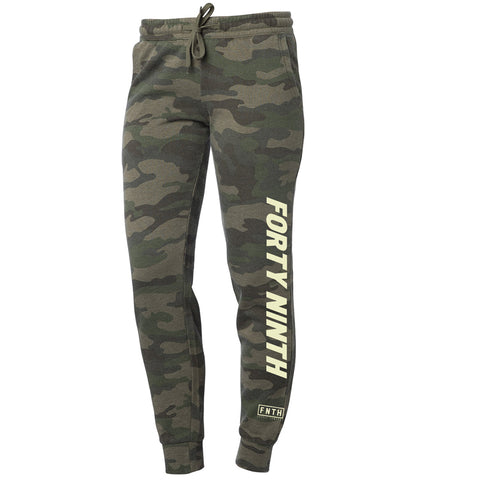 Women's Forty Ninth Camo Jogger