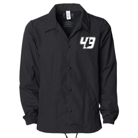 Kodiak Black Coaches Jacket