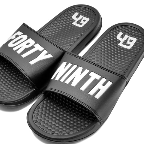 Forty Ninth Slide Sandals