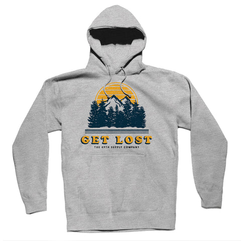 The Get Lost Hoodie-Women