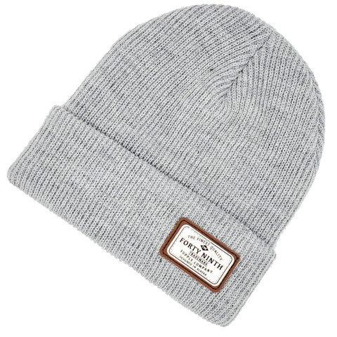 The Huntsman Beanie - Heather