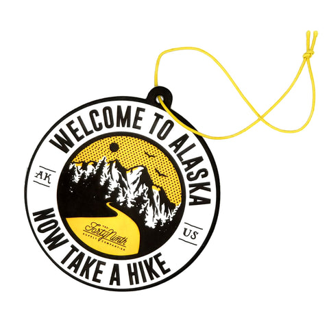 Take A Hike Air Freshener