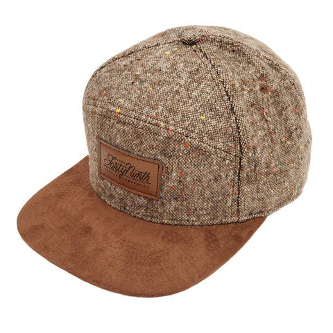 The Sherlock 5 Panel Hat