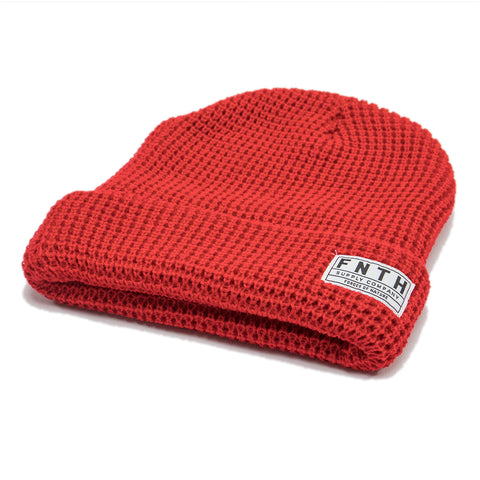 Buckland Beanie - Red