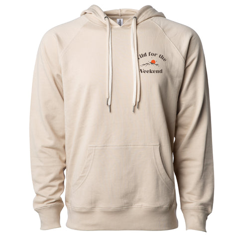 Women's Wild For The Weekend Sand Hoodie