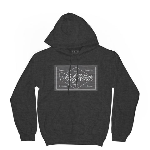Woodson Charcoal Hoodie