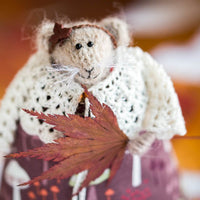 Harvest Mouse Art Doll