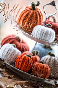 Handmade Pumpkins Decor