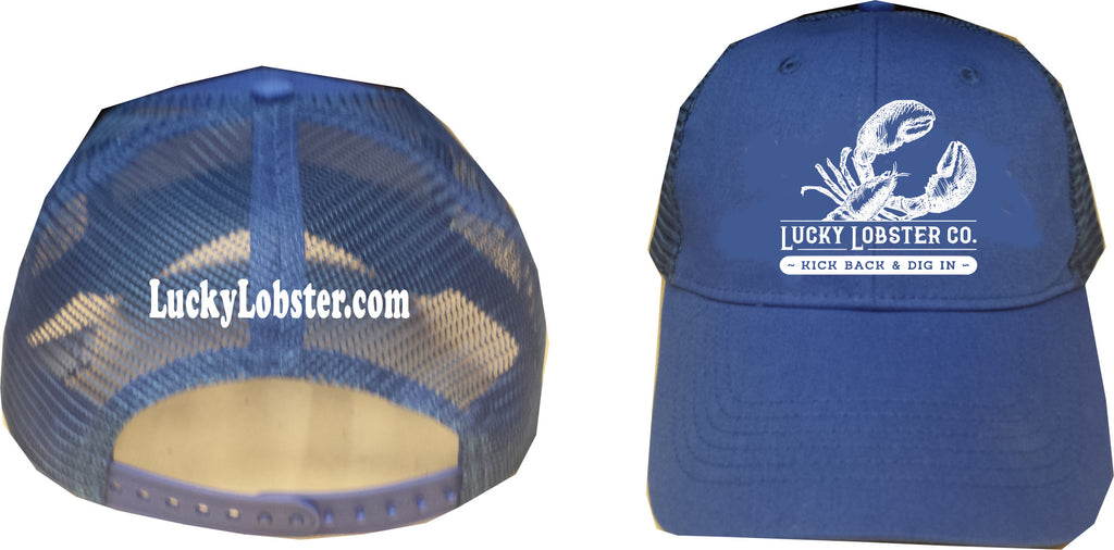 Mesh Back Customized Hats