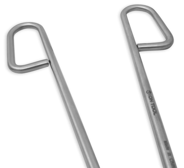 "14"" Crucible Tongs, Stainless Steel, Professional Grade"