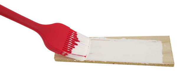 Reusable Silicon Glue Brush, Easy Clean