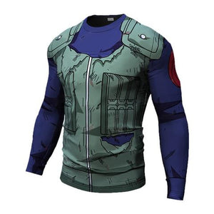 Kakashi Hatake Compression Shirt